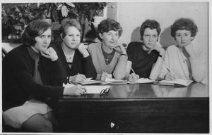 We were championing youth participation even in the 1960s, with these Bradford Members Council Officers.